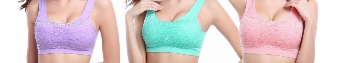 Magic Bra - Bandeau Lace Banner 1