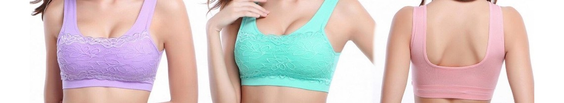 Magic Bra - Bandeau Lace Banner 2
